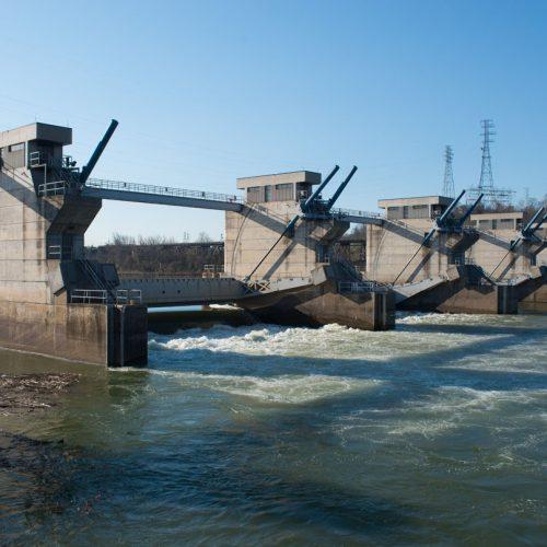 Braddock Lock and Dam -NEW